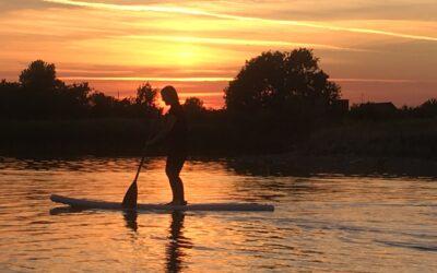 Sensommer paddle tour